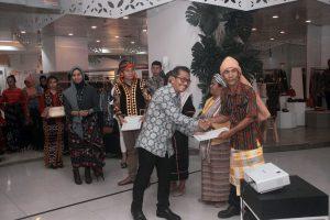 Dirjen Kementerian Desa Tertinggal dan Transmigrasi, Samsul Widodo