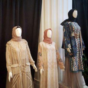 Rancangan Fashion Muslim di Muffest 2020