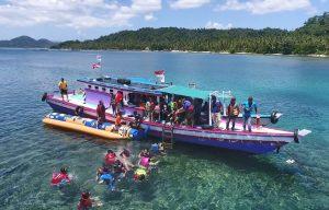 Pajero Indonesia One Pulau Pahawang