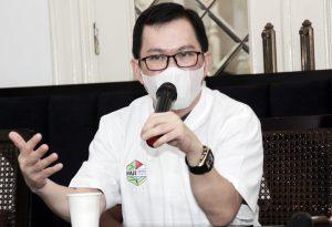 DR Ngadiman Ketua Umum Asosiasi Pariwisata Nasional (ASPARNAS)