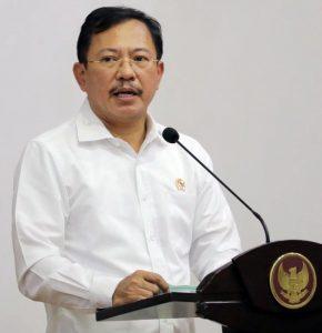 Menteri Kesehatan RI, dr Terawan Agus Putranto