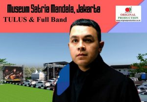 Tulus Z-Project OP Drive In Concert Serial