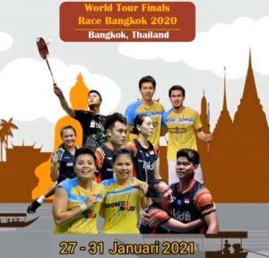 BWF World Tour Final 2020