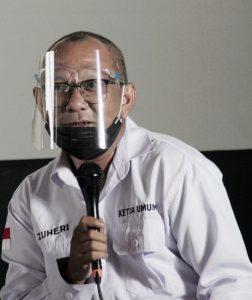 Ketua Umum SPMI, Zuheri
