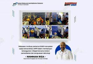 Hammam Riza Rakernas BPPT 2021