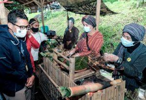 Desa Wisata Jadi Pandemic Winner