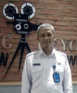 kepala BNNK Jakarta Timur, Hendrajid Putut Widagdo, S, Sos., M. M, M. Si